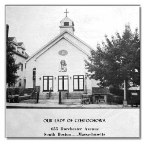 New view of the church late 1970